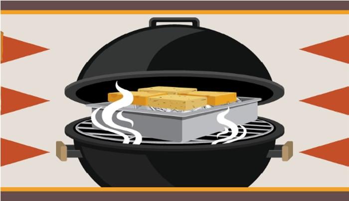 Πώς να φτιάχνεις το δικό σου καπνιστό τυρί