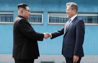 Μαζί Νότια και Βόρεια Κορέα για τους Ολυμπιακούς Αγώνες 2032