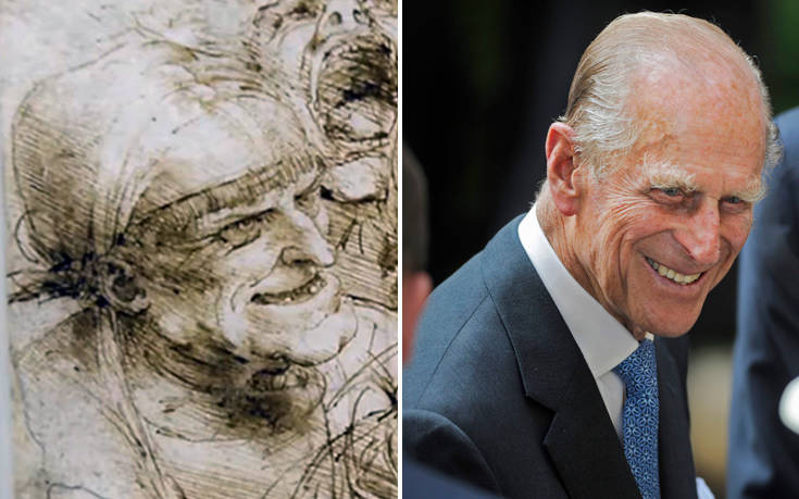 Τον πρίγκιπα Φίλιππο ορκίζονται πως βλέπουν κάποιοι σε πίνακα του Ντα Βίντσι