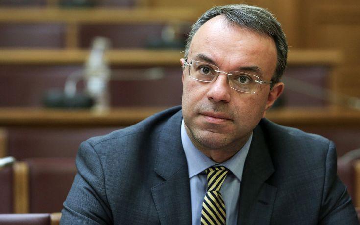 Σταϊκούρας: Επί 4 χρόνια η κυβέρνηση αδυνατεί να λύσει το πρόβλημα των κόκκινων δανείων