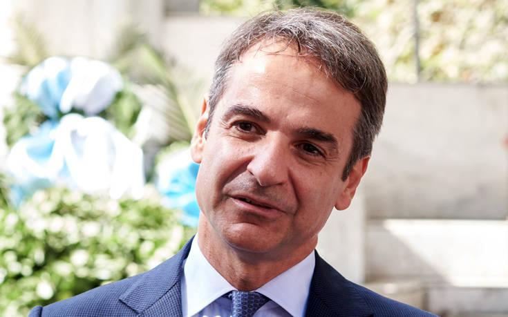 Μητσοτάκης: Εγώ δε θα πω ποτέ «καλωσορίζω τον Μακεδόνα πρωθυπουργό στη χώρα»