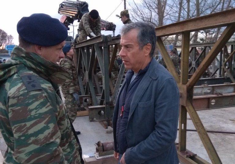 Θεοδωράκης από τα Χανιά: Προτεραιότητα οι άνθρωποι που έχασαν ό,τι είχαν και δεν είχαν