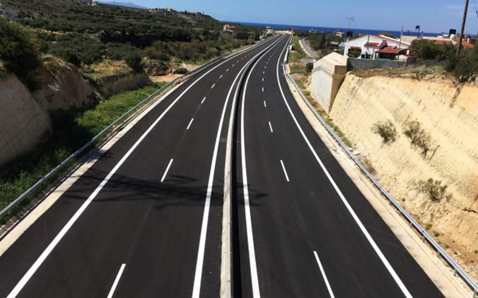 Κρήτη: Επ' αόριστον η απαγόρευση κυκλοφορίας στον ΒΟΑΚ