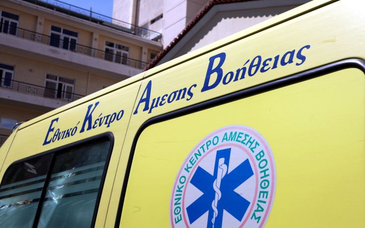 Πτώση άνδρα σε φρεάτιο στη Θεσσαλονίκη
