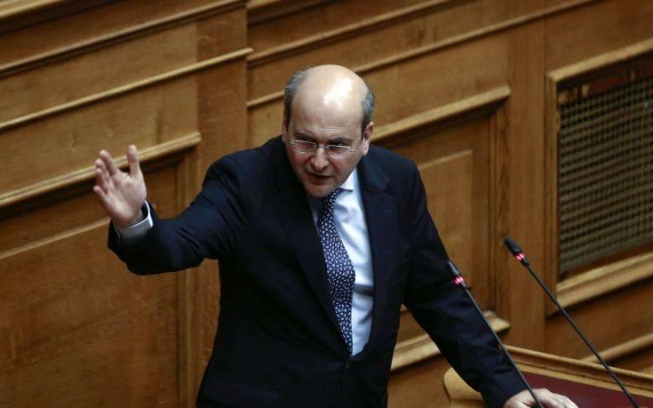 Χατζηδάκης: Είμαστε πρώτοι μεταξύ των χωρών του ΟΟΣΑ στην αύξηση φόρων