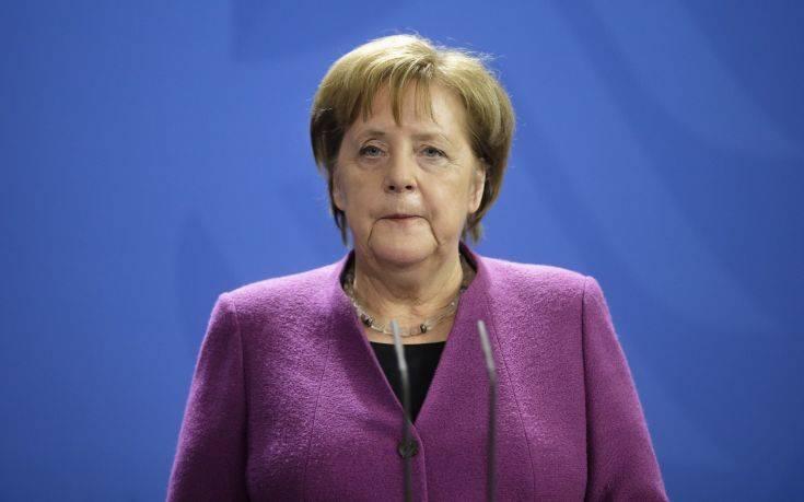 Μέρκελ: Θα κάνουμε τα πάντα για να πετύχουμε συντεταγμένο Brexit