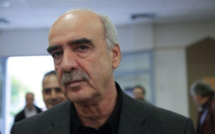 Μεϊμαράκης: Για εμάς πάντα η Ελλάδα είναι πάνω από το κόμμα