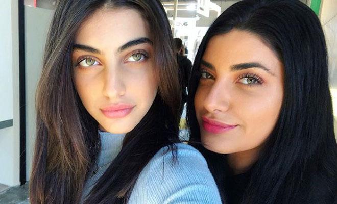 Ειρήνη Καζαριάν:Ποζάρει με την αδερφή της σε παιδική ηλικία! [Εικόνα]