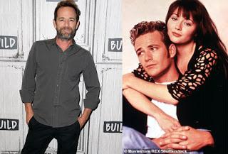 Στο νοσοκομείο ο Luke Perry – Σοκαρισμένοι οι πρωταγωνιστές του «Beverly Hills 90210» (photos)