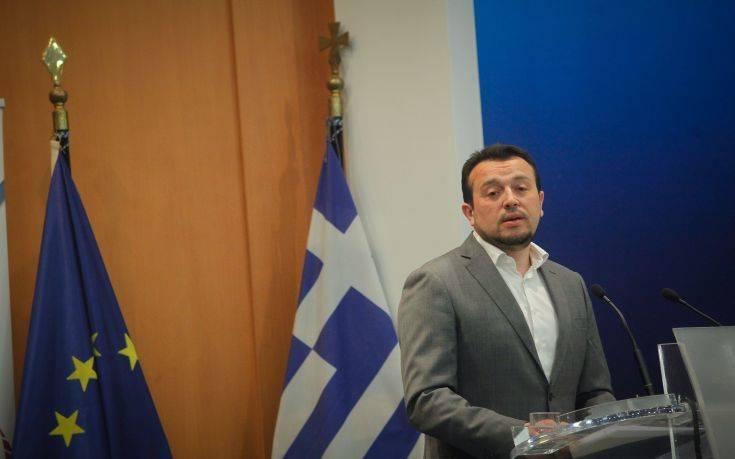 Παππάς: Για πρώτη φορά η Ελλάδα έχει συμπαγές πρόγραμμα ανάπτυξης τεχνολογιών Διαστήματος