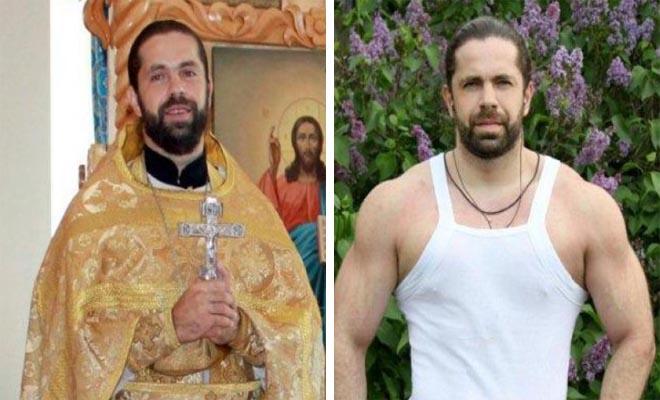 Πατέρας Μάξιμος: Ο Ορθόδοξος Ιερέας που έχει 10 Νταν στο Καράτε και είναι Πρωταθλητής στην Άρση Βαρών