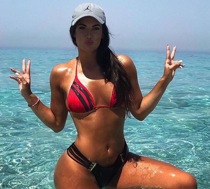 Η Μελίνα Λιακοπούλου παίρνει σε όλα άριστα