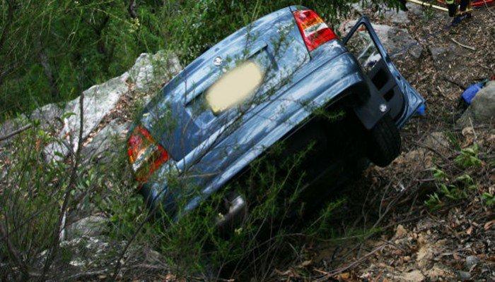 Τροχαίο στο Ρέθυμνο: Τα παιδιά και η μητέρα σώθηκαν επειδή πετάχτηκαν από το αυτοκίνητο