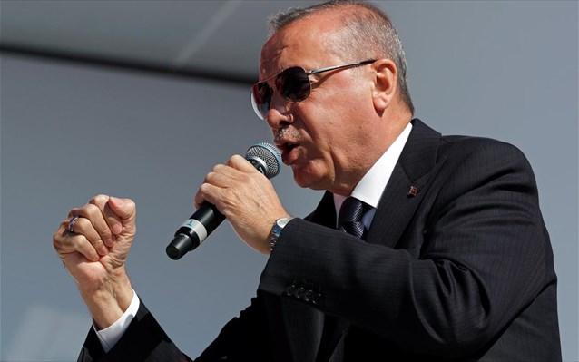 Ο Ερντογάν κλιμακώνει την ένταση: Δεν θα υπάρξει ξανά Κωνσταντινούπολη – Θα κάνουμε τζαμί την Αγιά Σοφιά