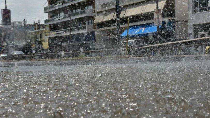 Επί 41 ώρες έβρεχε ασταμάτητα στην Κρήτη