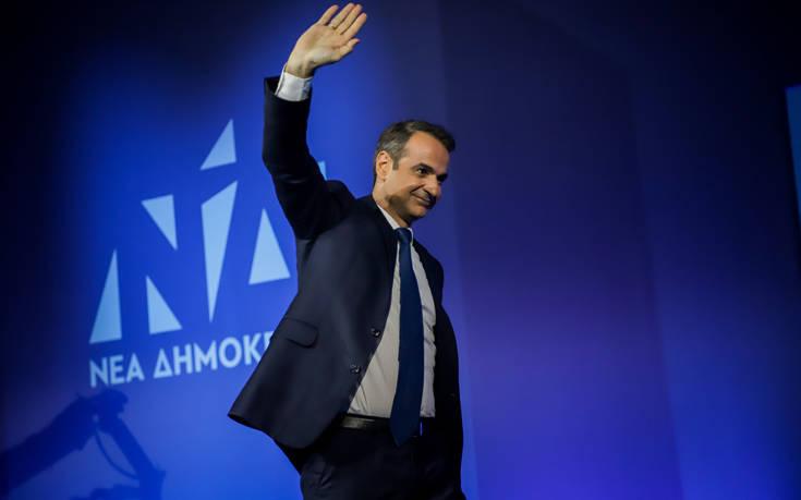 Το σχόλιο Μητσοτάκη για τις «γραβάτες που στην Ελλάδα πλέον έχουν πολιτικό συμβολισμό»