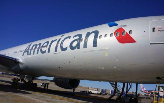 Προσωρινή αναστολή πτήσεων από και προς τη Βενεζουέλα αποφάσισε η American Airlines