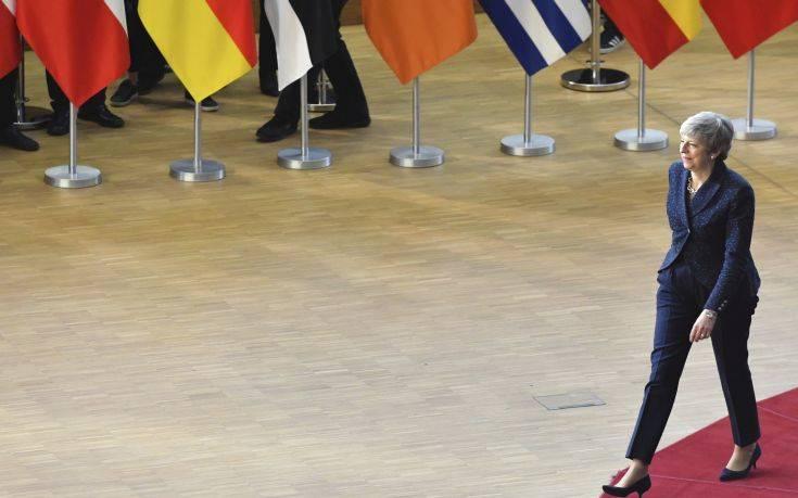 Ολοκληρώθηκε η Σύνοδος Κορυφής για το Brexit