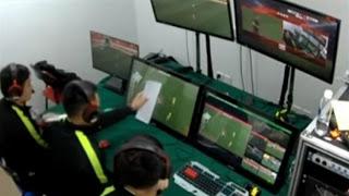 Στο Κινέζικο VAR μετράνε το οφσάιντ με…χαρτάκι