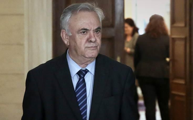 Συνάντηση Δραγασάκη αύριο στην Αθήνα με τον γενικό γραμματέα του ΟΟΣΑ
