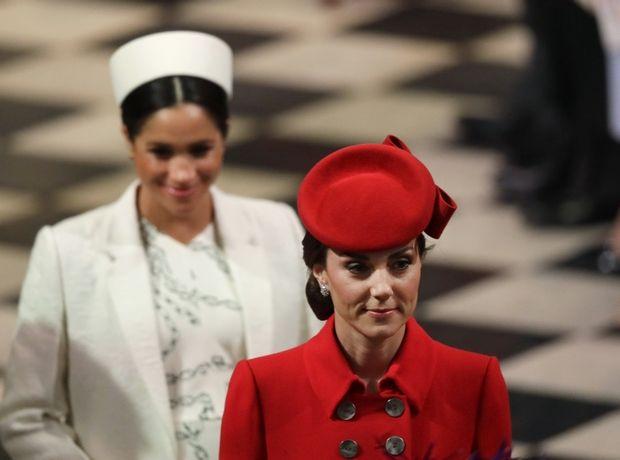 Η Meghan Markle εμπνέεται από παλαιότερη εμφάνιση της Kate Middleton για το σύνολο της
