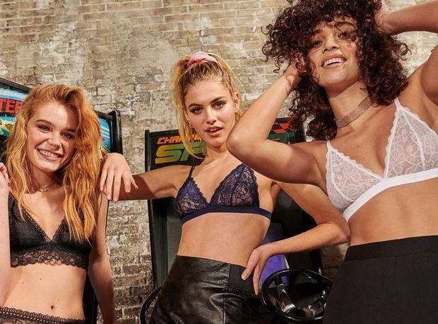 Triangle Bra: Το fashion item που χρειάζεσαι φέτος την άνοιξη
