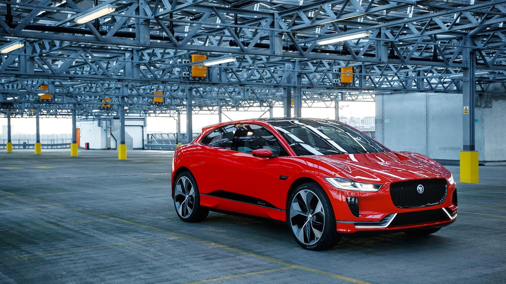 Το Jaguar I-PACE απέσπασε το βραβείο «Ευρωπαϊκό Αυτοκίνητο της Χρονιάς 2019»