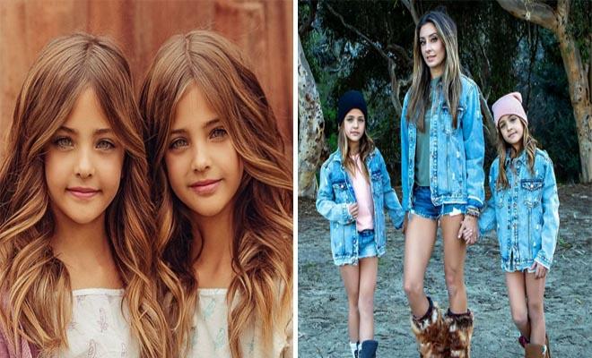 Αυτές οι 7χρονες δίδυμες είναι τα ομορφότερα κορίτσια στον κόσμο (και δικαίως) [Εικόνες]