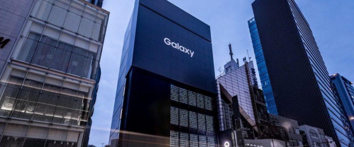 1.000 Galaxy θα κοσμούν τη βιτρίνα καταστήματος της Samsung