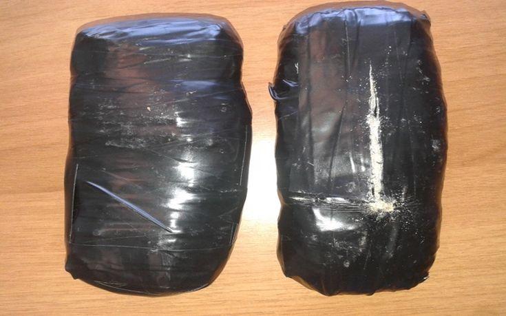 Συνελήφθη Κινέζος με 300 κιλά ηρωίνης