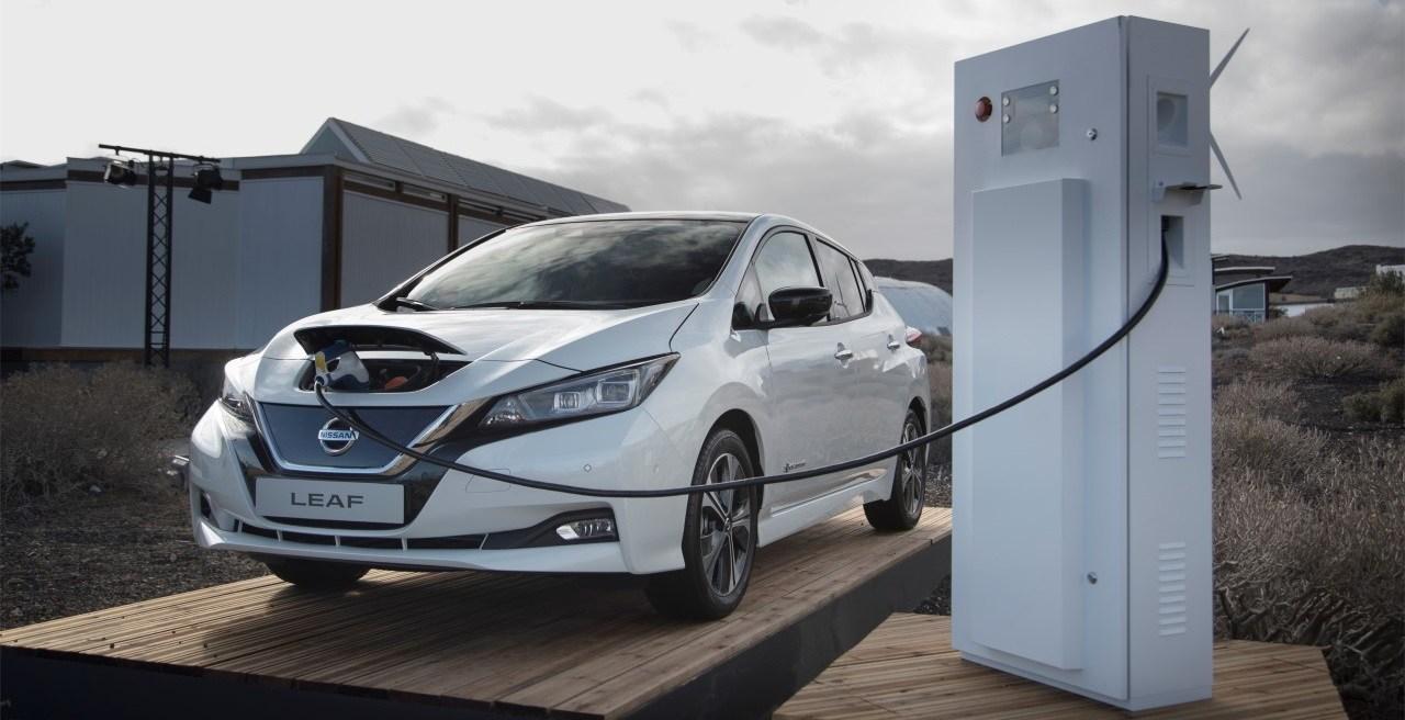 Η Nissan μέσω της Alliance Ventures επενδύει στην PowerShare