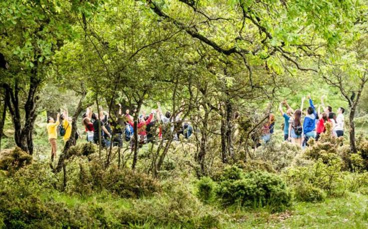 Κυνήγι τρούφας στα Μετέωρα και… τρουφομακαρονάδα μέσα στο δάσος