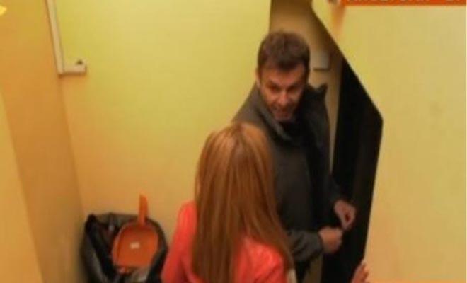 Δείτε για πρώτη φορά το υπόγειο που ζει ο Απόστολος Γκλέτσος στη Στυλίδα
