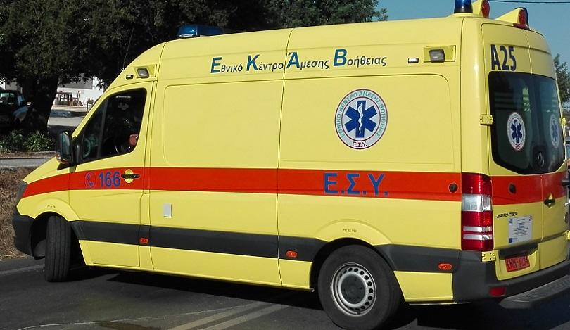 Κρήτη: Μητέρα με τα δύο παιδιά της έπεσε σε γκρεμό