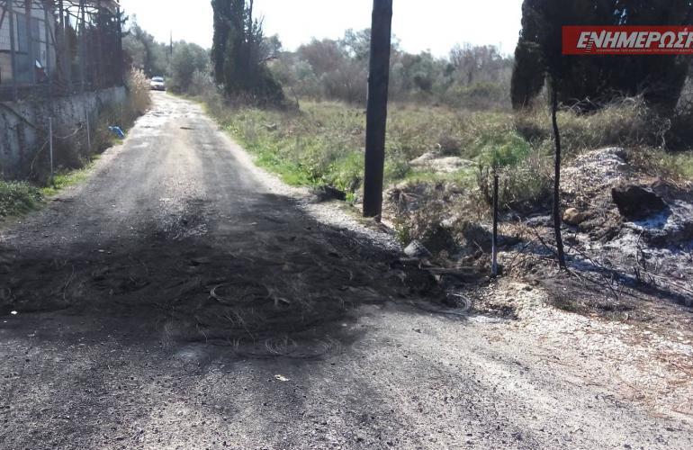 Κέρκυρα: Σε ταυτοποίηση υπόπτων για τον εμπρησμό του ΧΥΤΥ Λευκίμμης οδηγείται η αστυνομική έρευνα