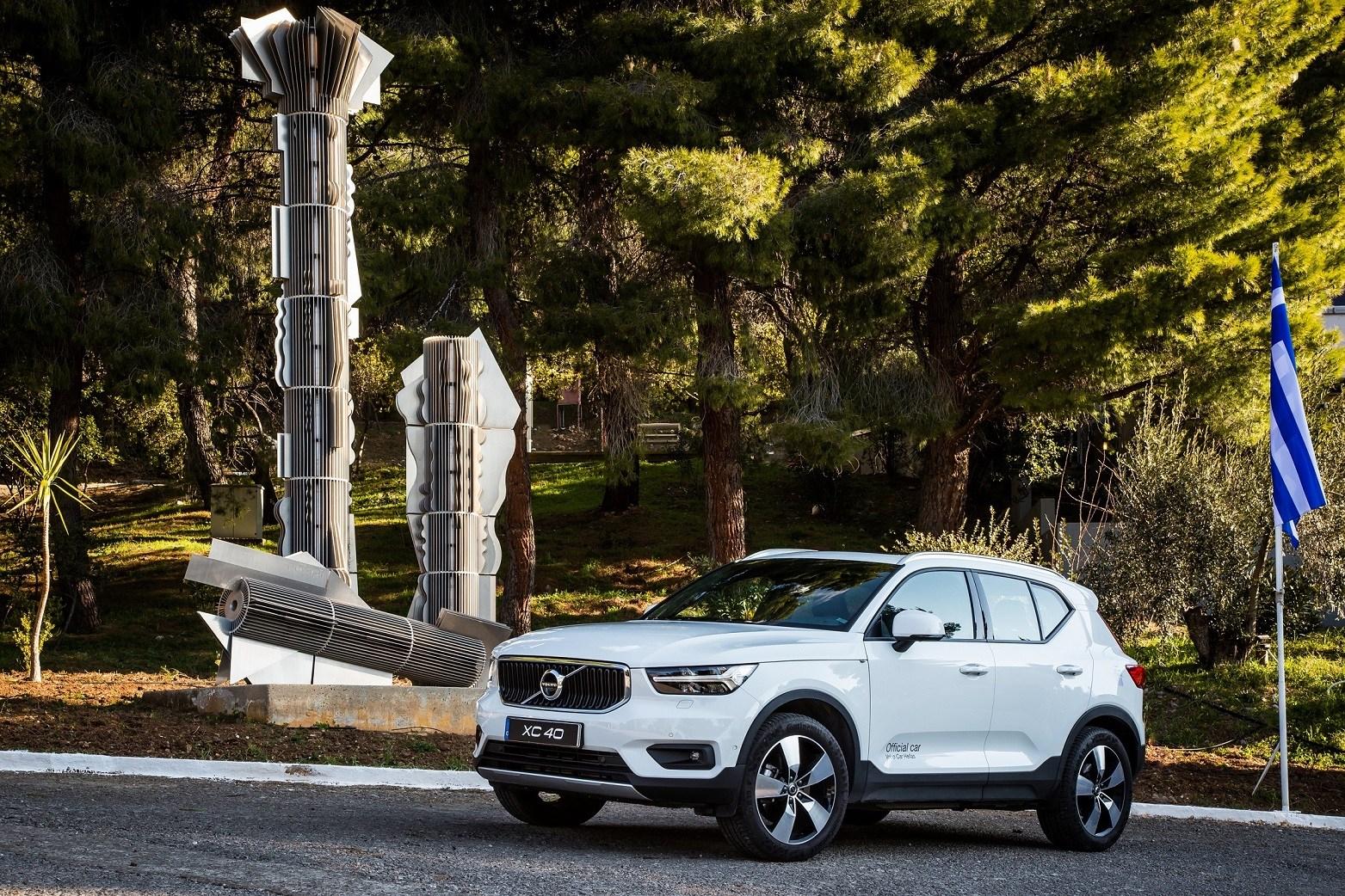 Η Volvo Car Hellas Χρυσός Χορηγός στο 4o Οικονομικό Forum Δελφών