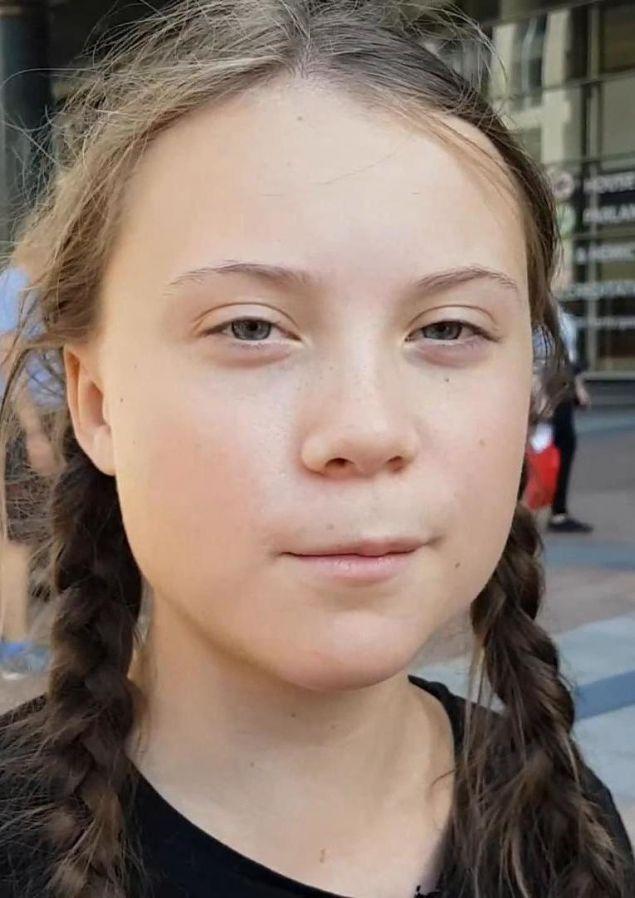 Γκρέτα Τούνμπεργκ: Η 16χρονη από τη Σουηδία που προτάθηκε για το Νόμπελ Ειρήνης