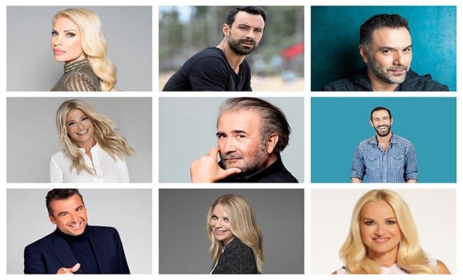 Αυτά είναι τα συμβόλαια της TV – Ποιοι παίρνουν 120.000 το μήνα και ποιοι πρωταγωνιστούν στη ζώνη τους με 4.000;