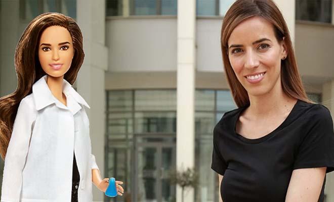 H ερευνήτρια της NASA Ελένη Αντωνιάδου είναι η πρώτη Ελληνίδα Barbie