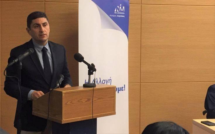 Αυγενάκης: Οφείλουμε να προστατεύσουμε τους νέους από τις μάστιγες της εποχής
