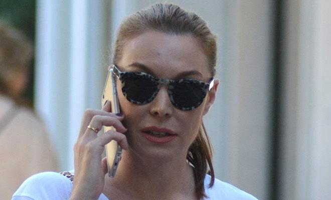 Τατιάνα Στεφανίδου: Απόδραση στο εξοχικό της στην Χαλκίδα!