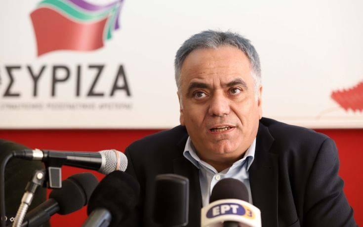 Σκουρλέτης: Υπάρχει πολιτική συμφωνία της σημερινής ηγεσίας του ΚΙΝΑΛ με τη ΝΔ