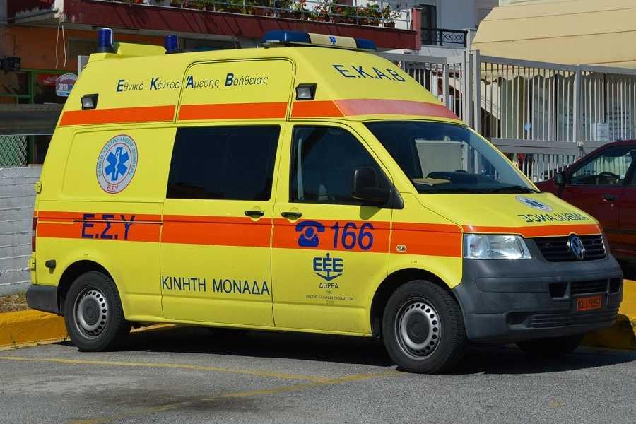 Θεσσαλονίκη: Κρίσιμες ώρες για 5χρονο αγοράκι που παρασύρθηκε από ΙΧ
