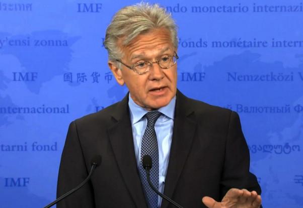 Τζέρι Ράις: Η πρόωρη αποπληρωμή του ΔΝΤ θα μείωνε το κόστος εξυπηρέτησης του ελληνικού χρέους