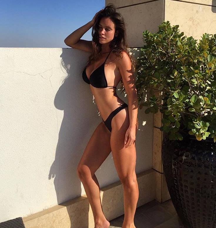 Η Lucia Javorcekova είναι φυσικά όμορφη