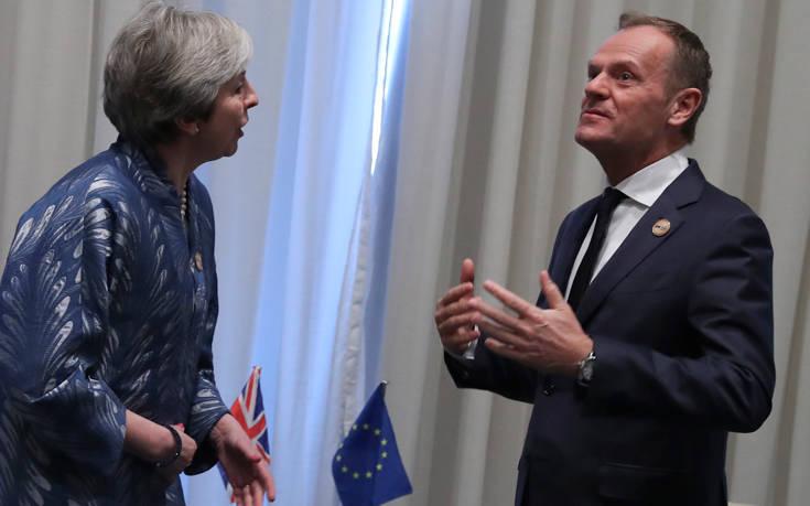 Το Brexit στο επίκεντρο της Συνόδου Κορυφής στις Βρυξέλλες