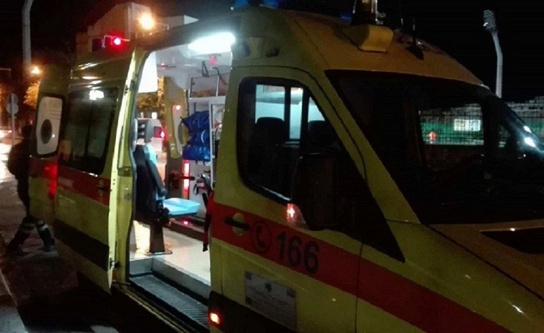 Θανατηφόρο τροχαίο στην Κρήτη: 1 νεκρός, 2 σοβαρά τραυματίες