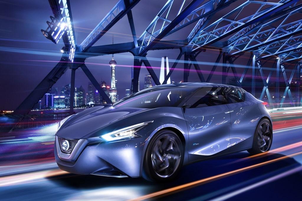 Μετεγκατάσταση στη Σαγκάη, για τον Κινεζικό κόμβο σχεδιασμού της Nissan