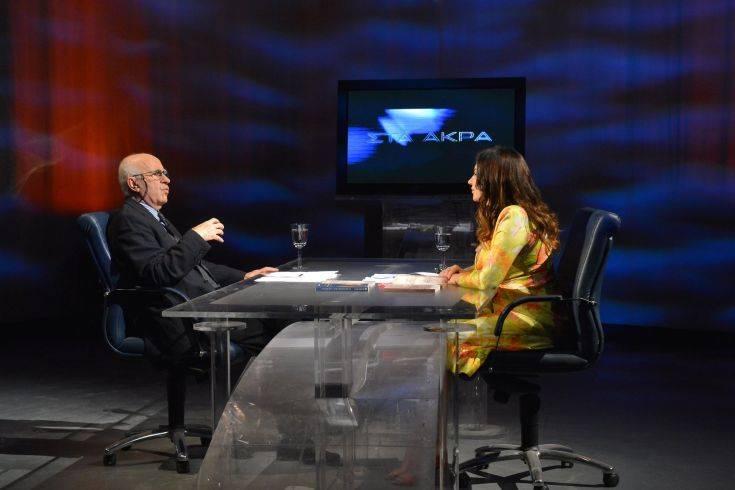 Η Βίκυ Φλέσσα εξηγεί γιατί κόβεται η εκπομπή της στην ΕΡΤ