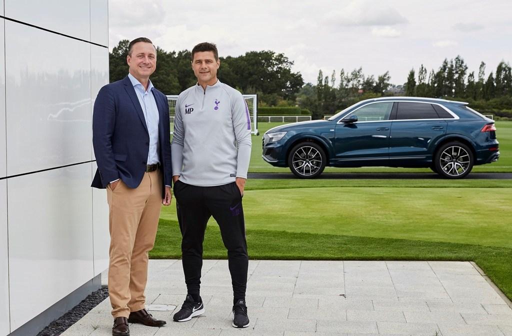 Audi και Τότεναμ μαζί σε Premier League και Champions league